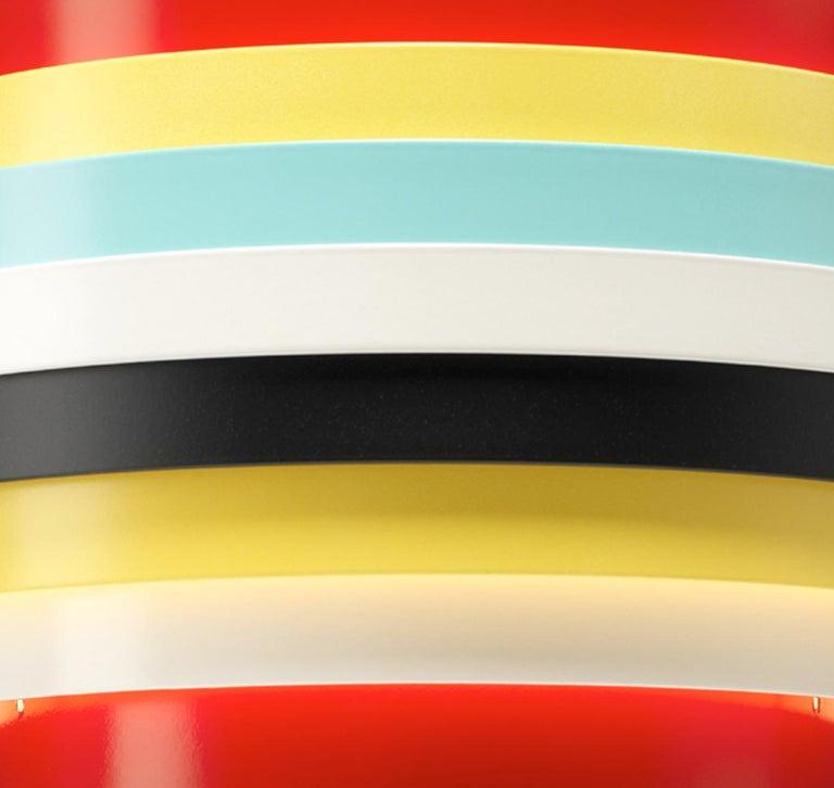 Zero PXL Table Lampe in Multi-Color von Fredrik Mattson 3