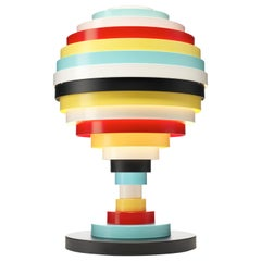 Zero PXL Table Lamp in Multi-Color by Fredrik Mattson