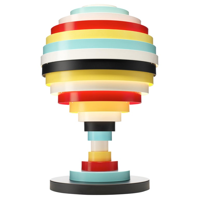 Zero PXL Table Lampe in Multi-Color von Fredrik Mattson 1