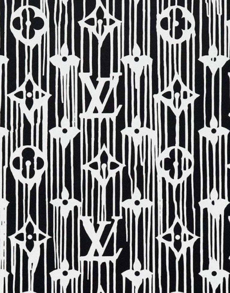 Liquidated Louis Vuitton - Print by Zevs