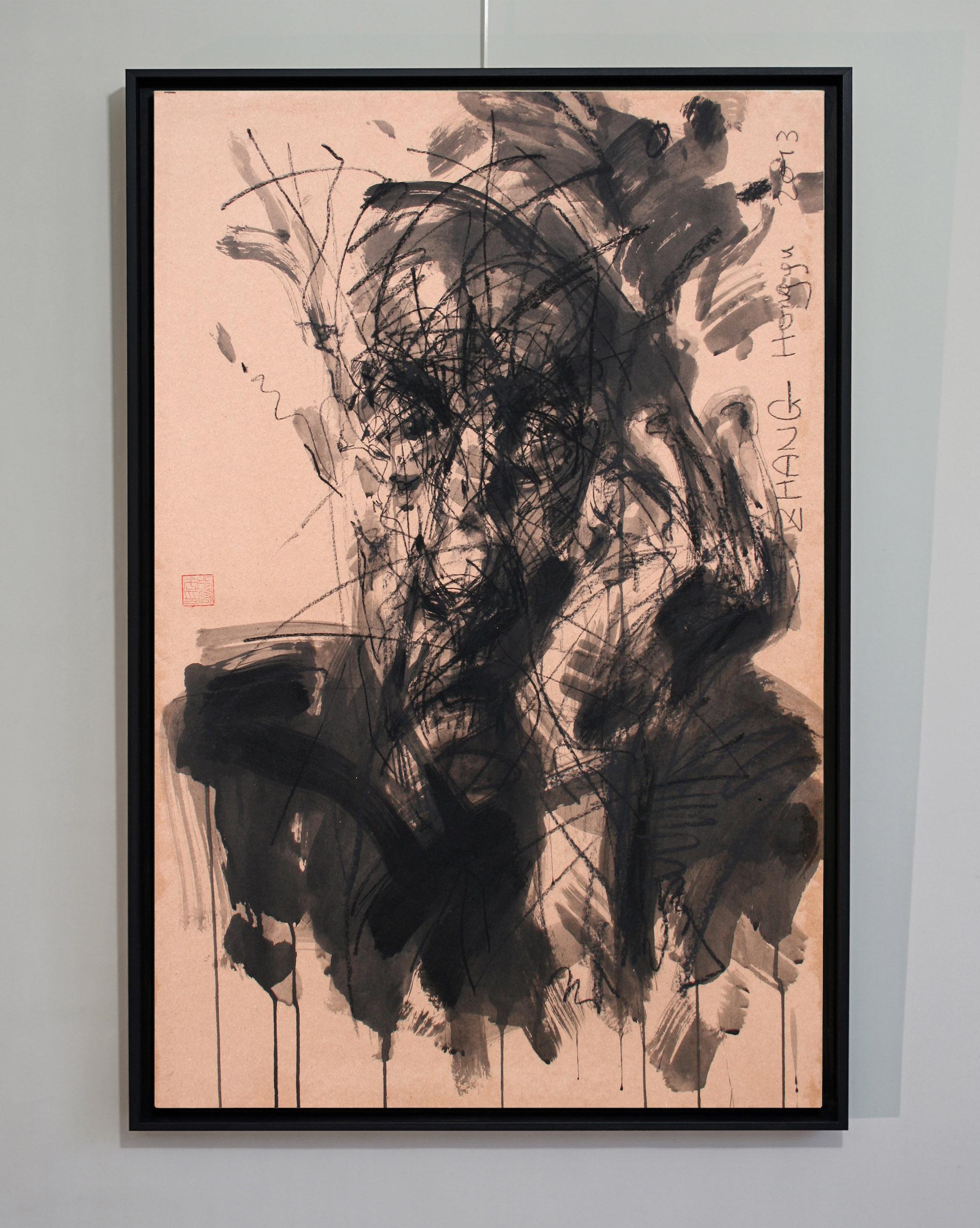 No. 178 (contemporary portrait painting)