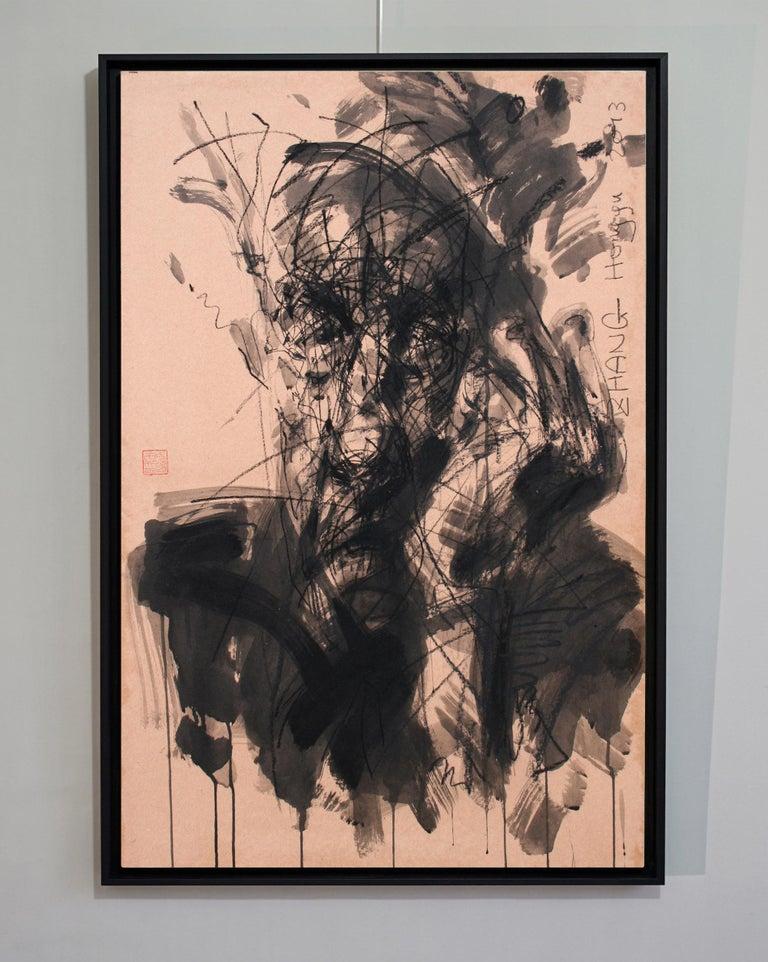 Zhang Hongyu Portrait Painting - No. 178 (contemporary portrait painting)