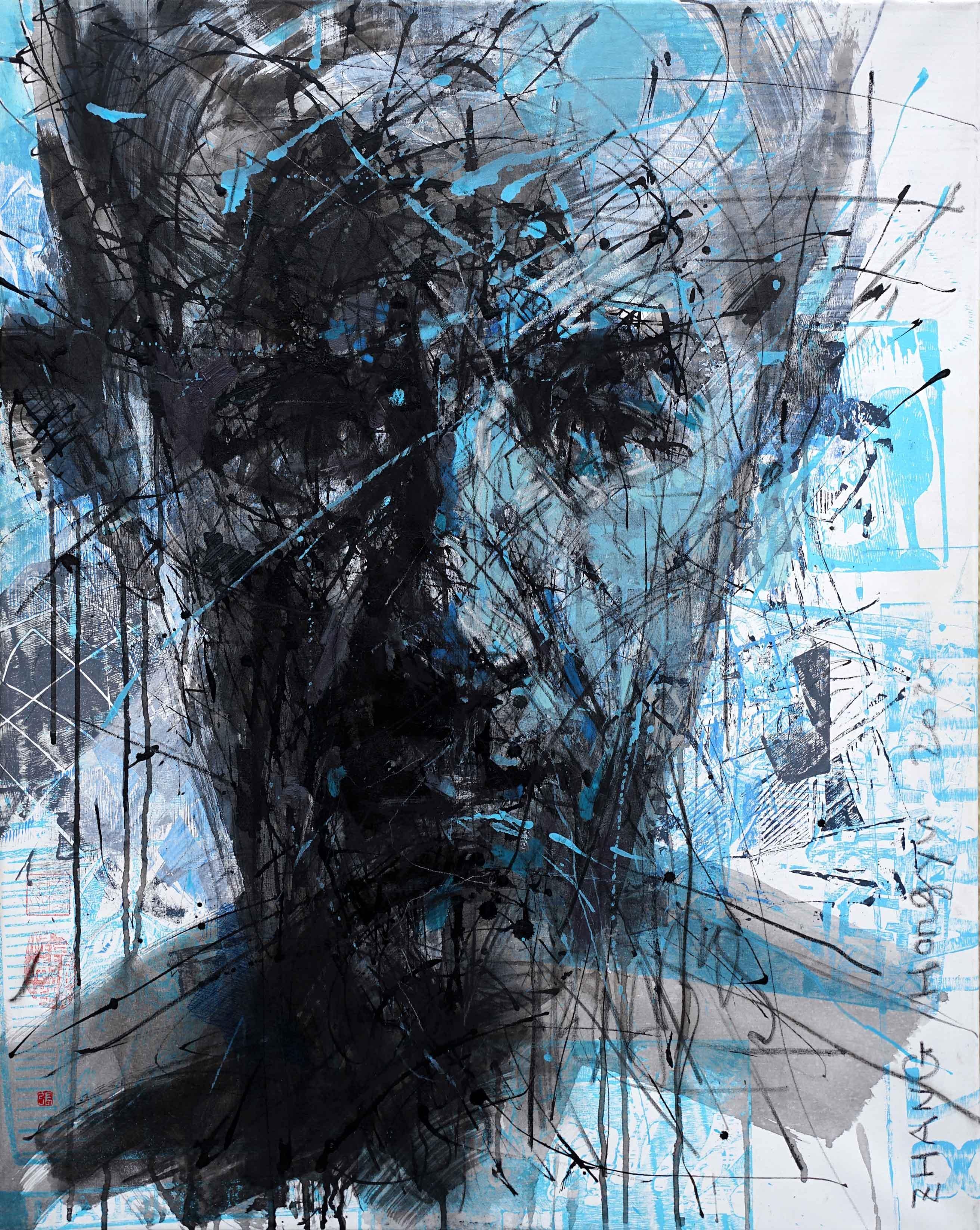 No. 196 (contemporary portrait painting)