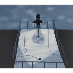 Escaped from the Shadows - Contemporary, 21st Century, Lithography, Edition