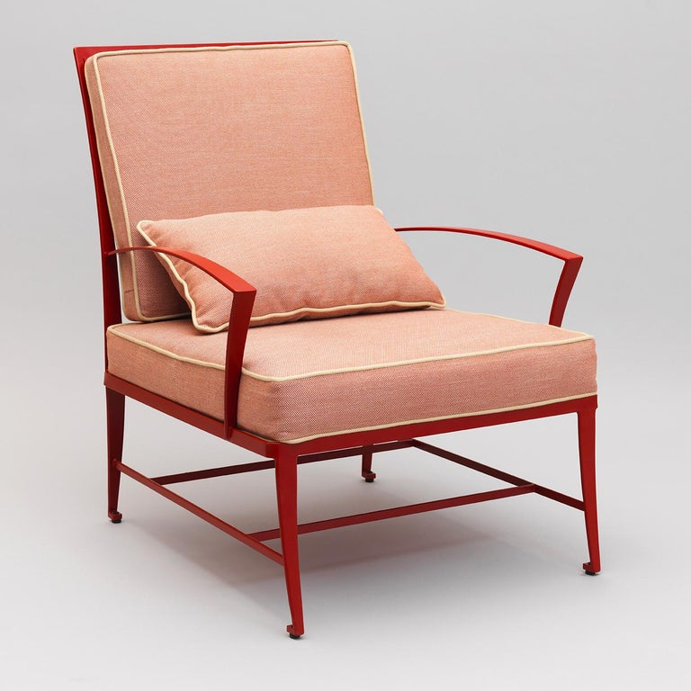 Zig Zag Outdoor Armchair by Studio63 In New Condition For Sale In Milan, IT