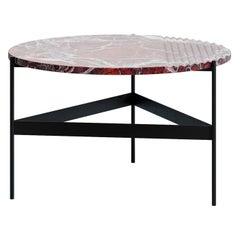 Zigzag Red Levanto Coffee Table
