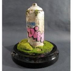 Concrete Spray Can