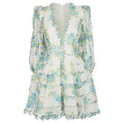 Zimmermann Whitewave Honeymooners Mini Dress