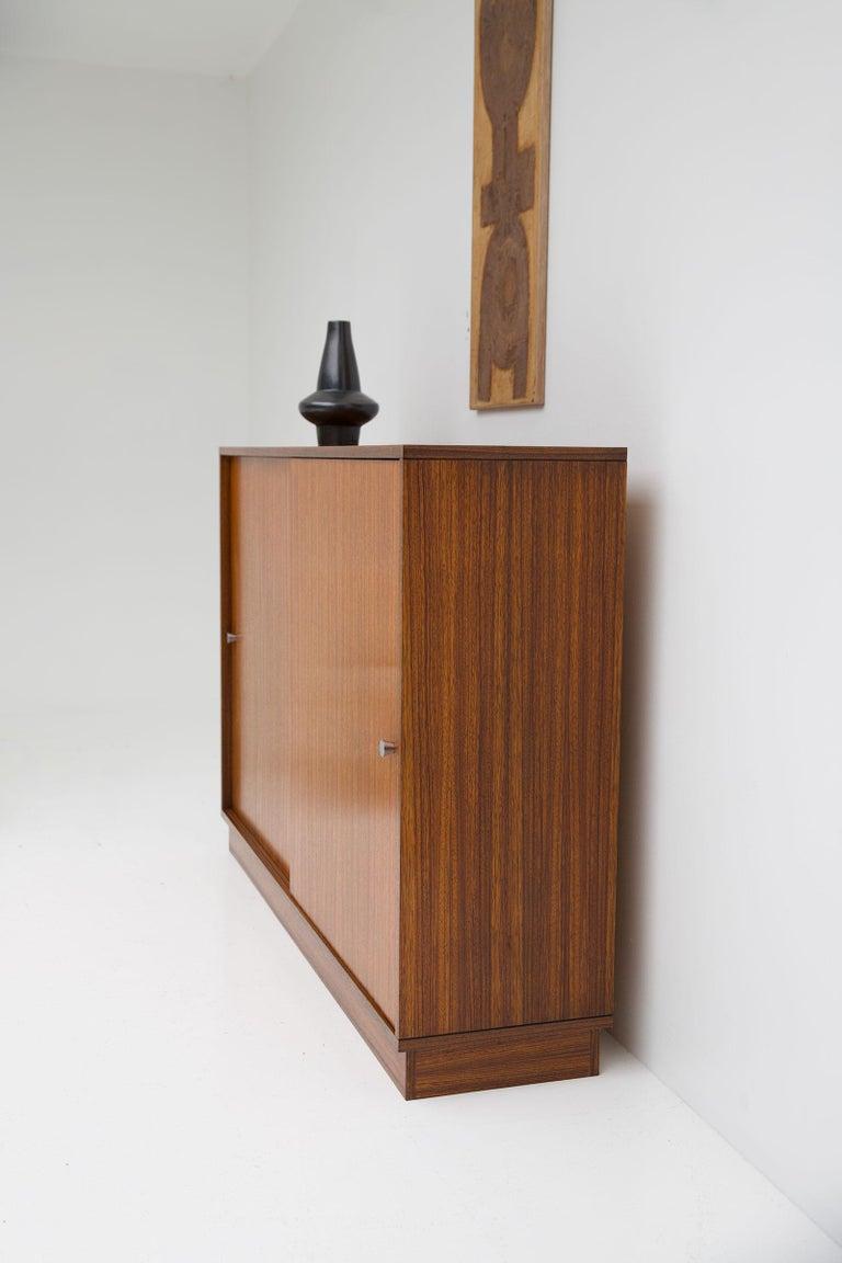 Bronze Zingana Dresser by Alfred Hendrickx Belform, 1960s For Sale