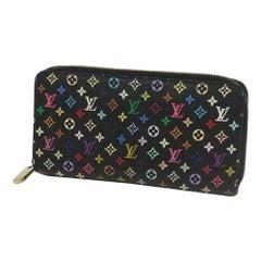 Zippy Wallet  Womens  long wallet M60243  noir x Grenard