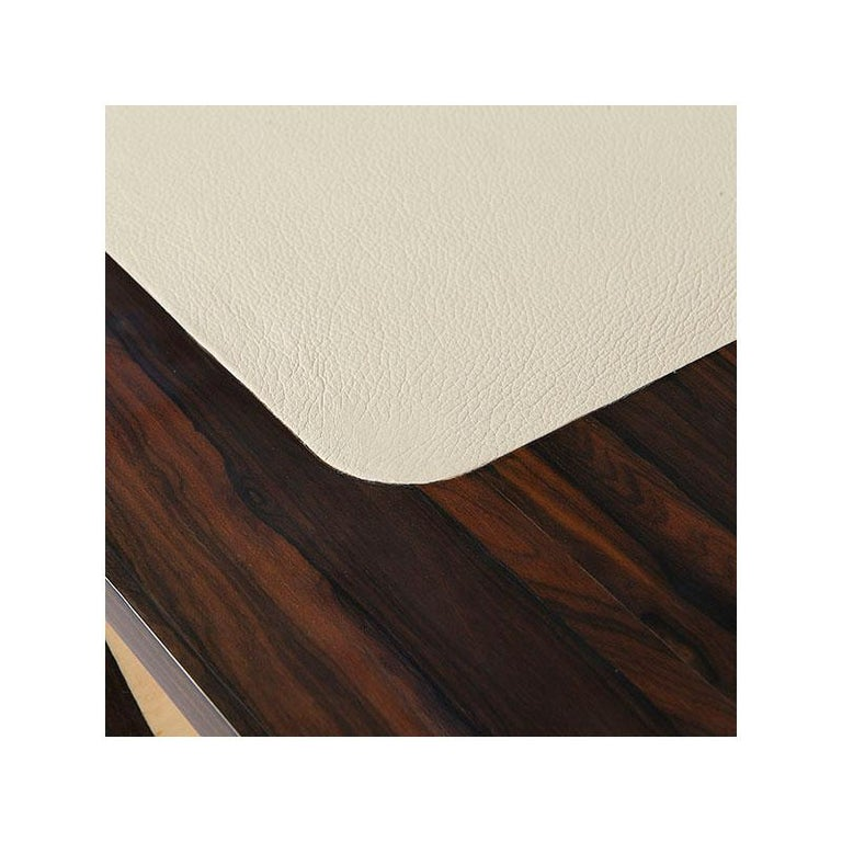 Modern Ziricotte Wood Desk