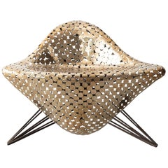 """""""Zittel 'Cuttlefish',"""" a Unique Seat in the """"Septem Maria"""" by Johnny Swing"""