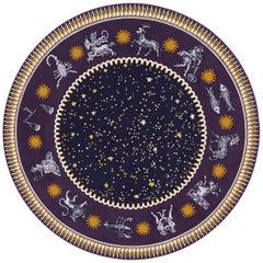 Zodiac Rug by Sasha Bikoff Interior Design