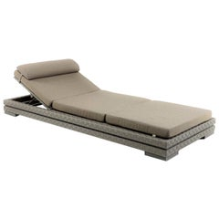 Zoe Chaise Longue by Braid Outdoor