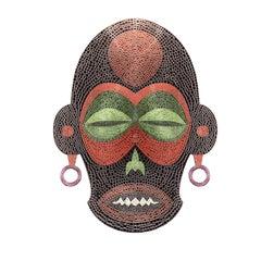 Zoolu Tilla in Wonderland Mask