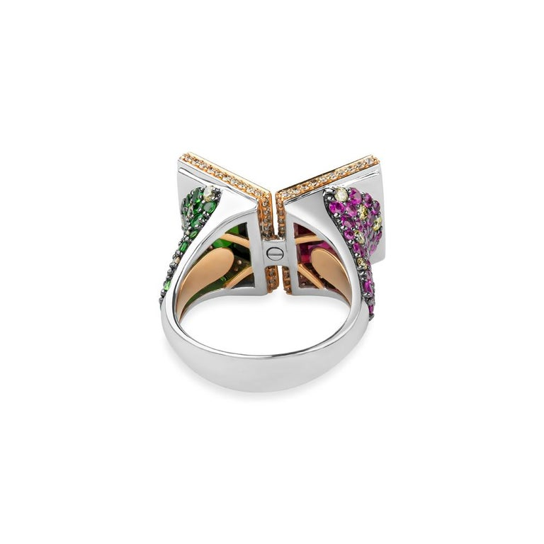 Zorab Creations Bi-Fold Ring For Sale 1