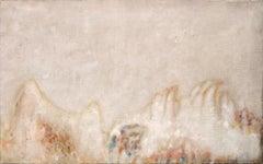 Paesaggio italiano II - Italian Landscape II  Painting, oil on canvas