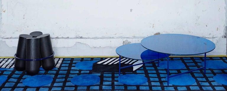 Organic Modern Zorro Coffee Table, Note Design Studio For Sale