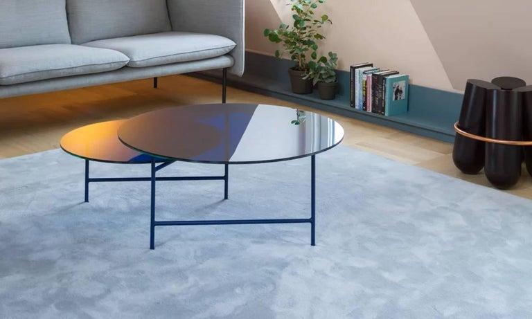 French Zorro Coffee Table, Note Design Studio For Sale