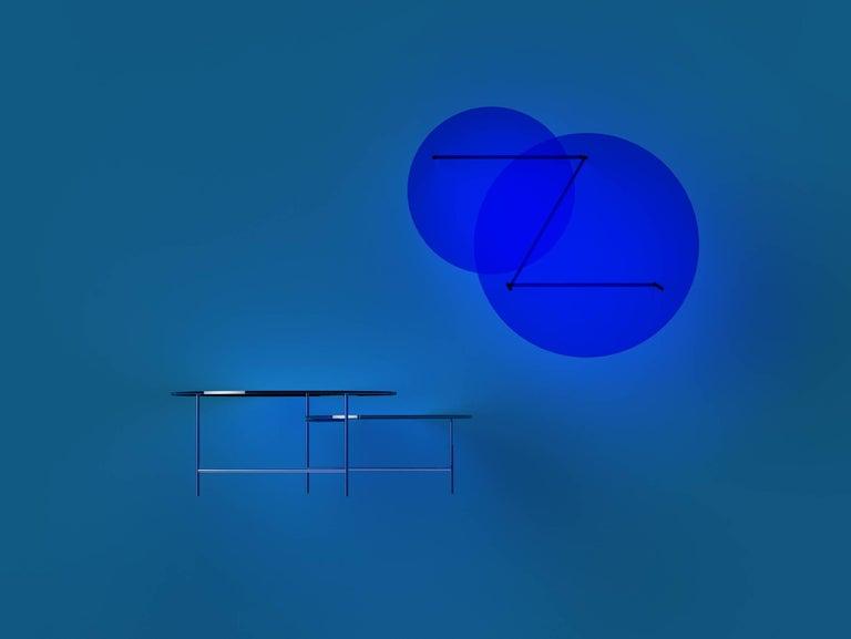 Zorro Coffee Table, Note Design Studio In New Condition For Sale In Geneve, CH