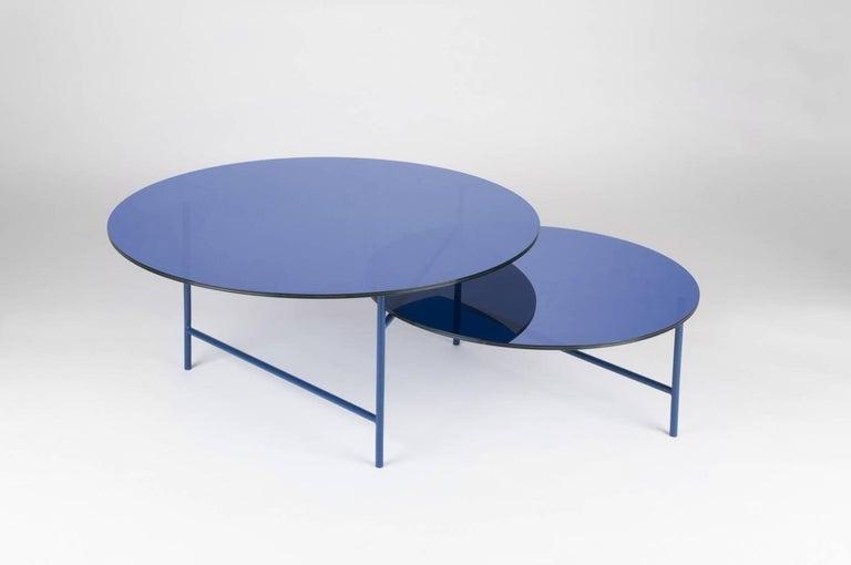 Contemporary Zorro Coffee Table, Note Design Studio For Sale