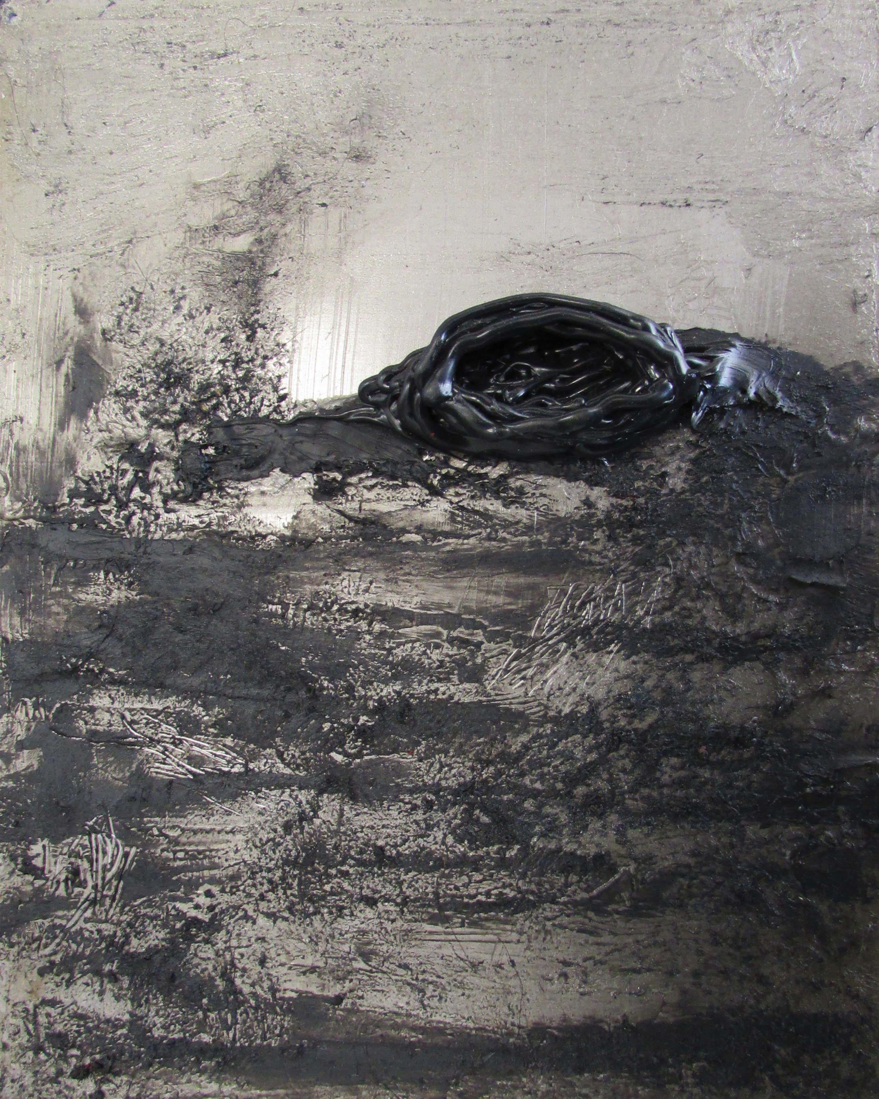 Untitled 04 (Dissecting the Unknown 04) - Contemporary, Abstract, Organic