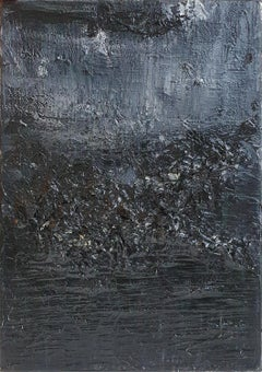 Untitled 07 - 21st Century, Abstract, Black, White, Contemporary, Organic