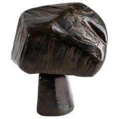 Zuhaitz IX / Arbre, Bronze Sculpture by Zigor 'Kepa Akixo', Pays Basque, 2015
