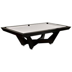 Customizable Contemporary Billiards Pool Table