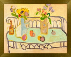Still Life with Settee